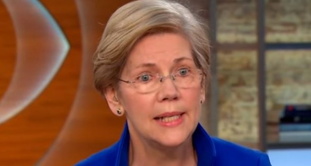 Even CBS News Says Liz Warren's Math is Way Off