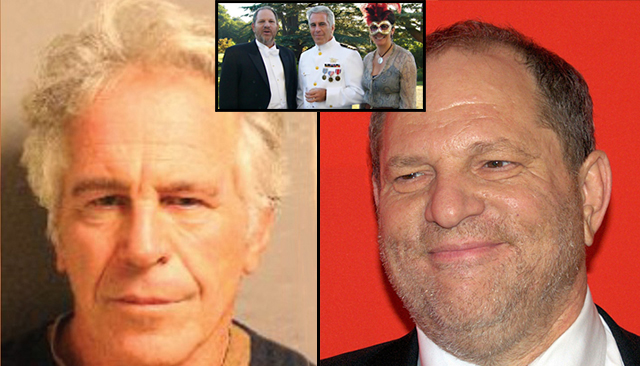Photo Shows Harvey Weinstein Partying Together With Jeffrey Epstein And Ghislaine Maxwell
