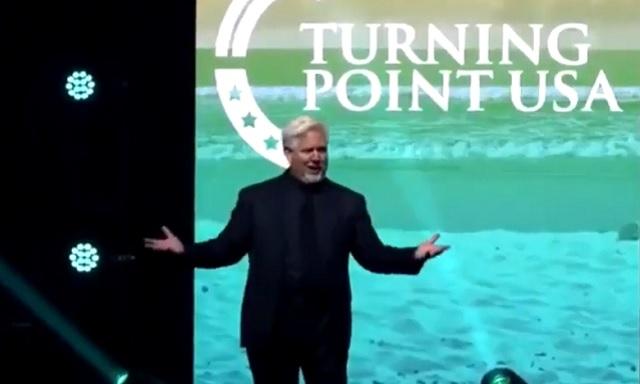 Photo of Glenn Beck at TPUSA Summit: Porn Is 'Freedom,' Banning It Is 'Progressive Thinking'