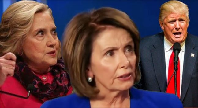 Photo of Company That Paid Paul Pelosi, Jr. Hundreds Of Thousands Gave Bill & Hillary Millions