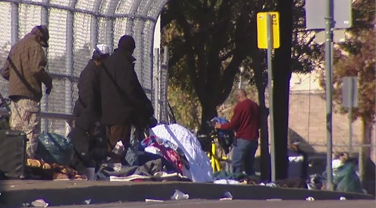 Photo of Churches Are Breaking the Law on Purpose to Shelter the Homeless in Dallas This Winter