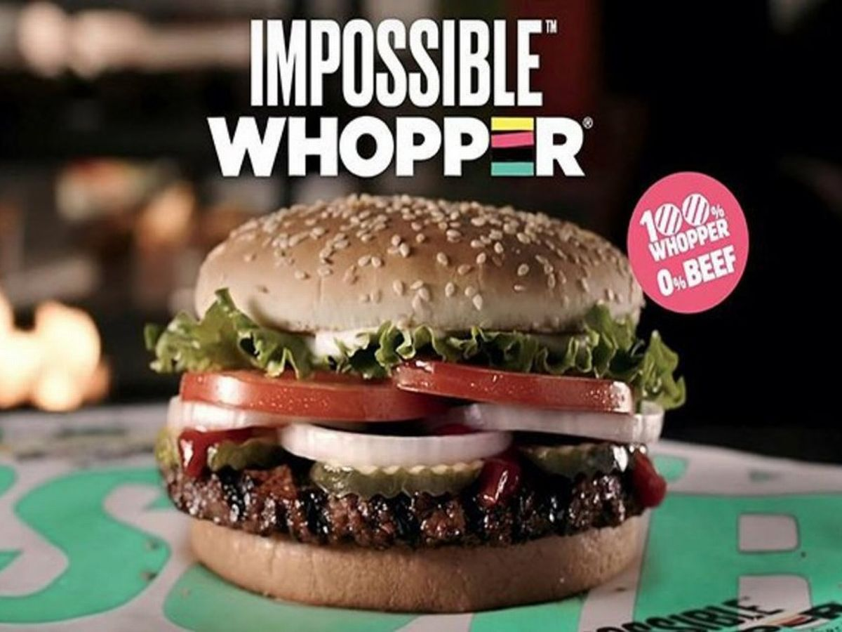 Photo of Warning! What Men Need to Know Before Eating Impossible Whoppers from Burger King