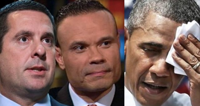Photo of Watch! Dan Bongino & Devin Nunes Team Up to Expose Obama Admin's Illegal Surveillance of Political Enemies