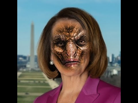 OMG is Nancy Pelosi Reptilian? The Answer May Surprise You