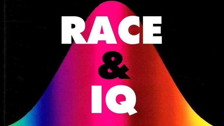 Race Differences in Intelligence in 20 Charts
