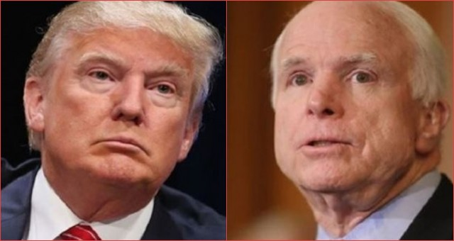 Photo of VERIFIED: IG Report Shows John McCain Gave Unverified Steele Dossier to FBI