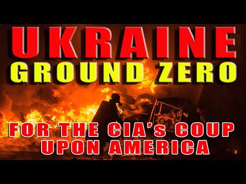 "Photo of Journalist's Bombshell Video Exposes Truth About Ukraine: ""Ground Zero For The CIA Coup Upon America"""