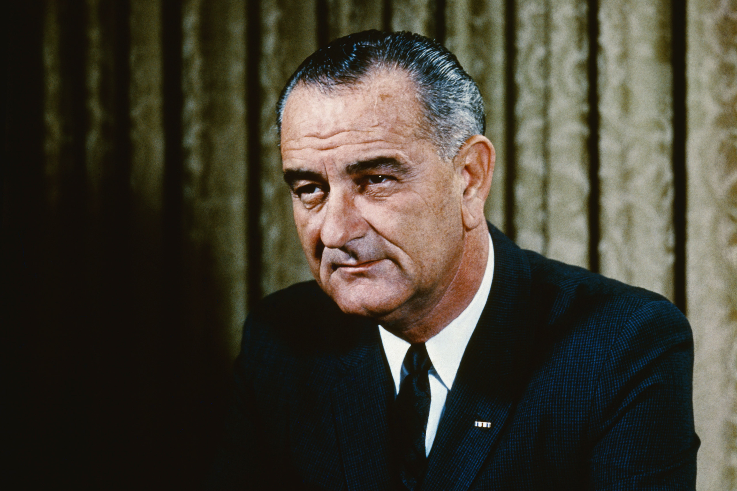 Photo of Newly released JFK files reveal Democrat LBJ was a member of the KKK, which was run by Democrats