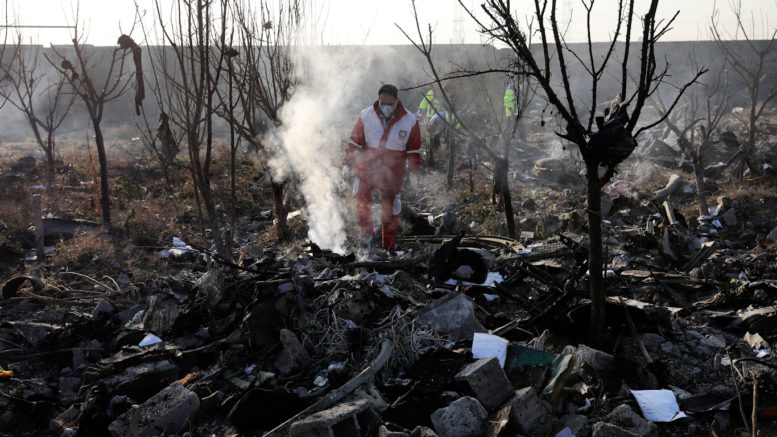 Photo of Questions Surround Mysterious Plane Crash in Iran That Left 176 Dead