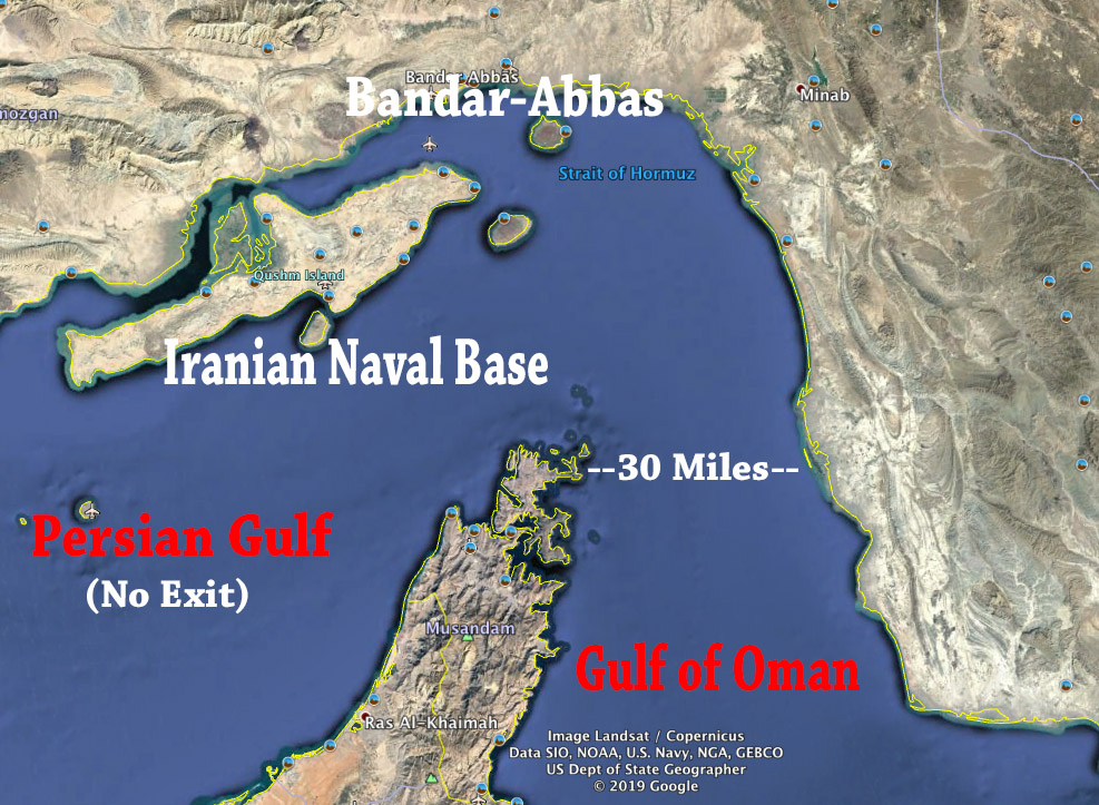Photo of Unbelievable! Iran Navy Trapped, Economy on a Thin Tether.