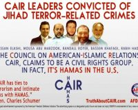 Over 120 Democrats in Congress Support Unindicted Terror Funding Co-Conspirator