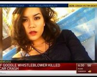 Did Google Assassinate Wife of Whistleblower Who Exposed The Search Engine?