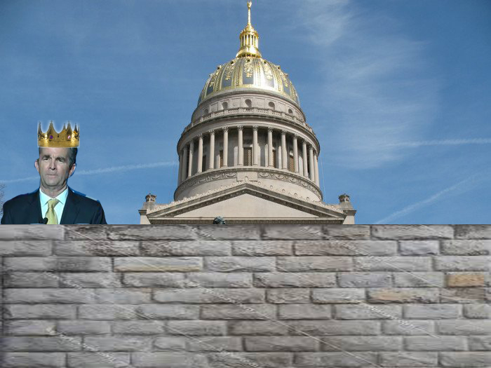 King Northam's Wall—Afraid of His Subjects!