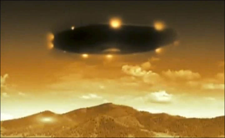 Photo of UFO. I Saw One and Nobody Would Listen! Confessions of a Marine Pilot