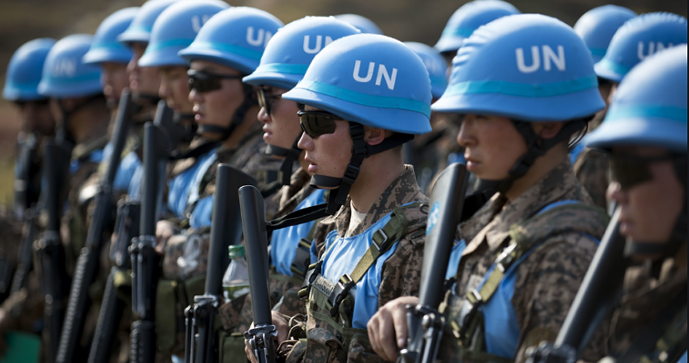 "Photo of Yes, the United Nations is hiring ""disarmament officers"" in New York. The question is ""why""?"