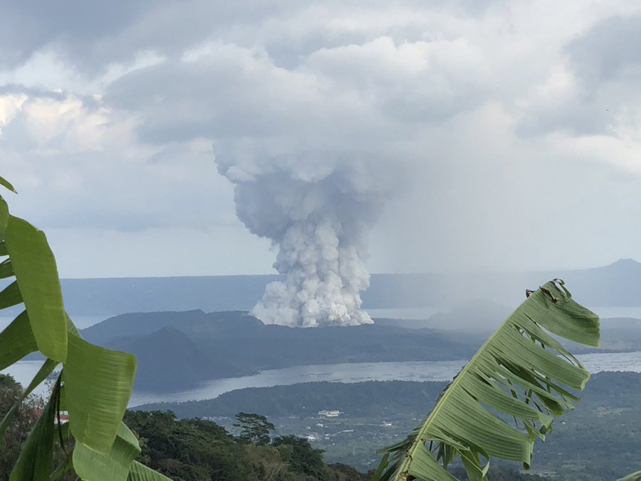 Photo of Why Are Volcanoes All Over The Globe Suddenly Shooting Giant Clouds of Ash Miles Into The Air?