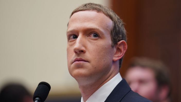 Photo of Your FB Account. What's Zuck peeping at now, and who's he sending to your door?