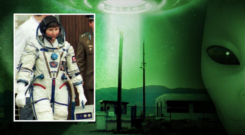Photo of Britain's First Astronaut Says Aliens Definitely Exist & May Be Among Us