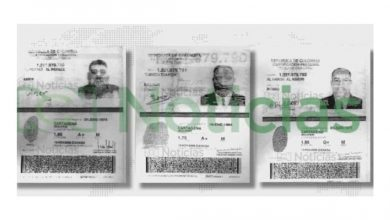 Photo of Three Al Qaeda Terrorists from Syria arrested in Dallas with Fake Colombian Passports