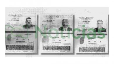 Photo of Three Al Qaeda Terrorists from Syria arrested in Dallas with Fake Colombian Passports