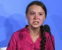 """7-year-old children left psychologically terrorized after hearing Greta Thunberg speech… """"I don't want to die!"""""""