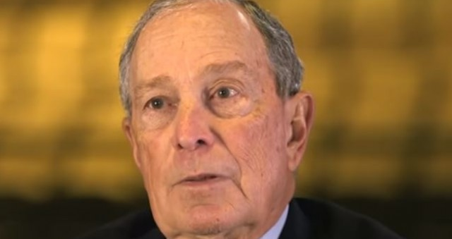 Photo of Michael Bloomberg Suggests That Minorities Will Be The First to Get Guns Confiscated