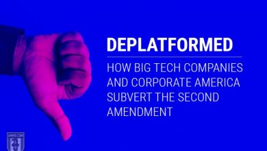Photo of Deplatformed: How Big Tech Companies & Corporate America Subvert The 2nd Amendment