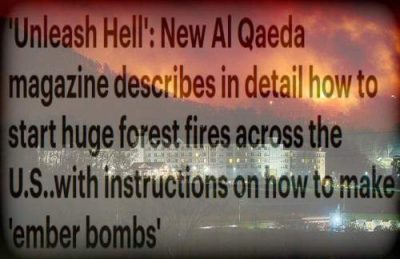 """Photo of """"Wildfire Jihad"""" — Muslims in Australia Among Nearly 200 Arsonists Who Set Fires"""