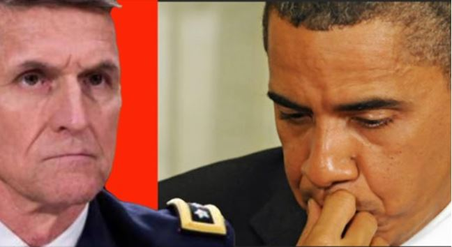 Photo of General Flynn Flips The Script On Deep State, Moves To Expose Obama Corruption
