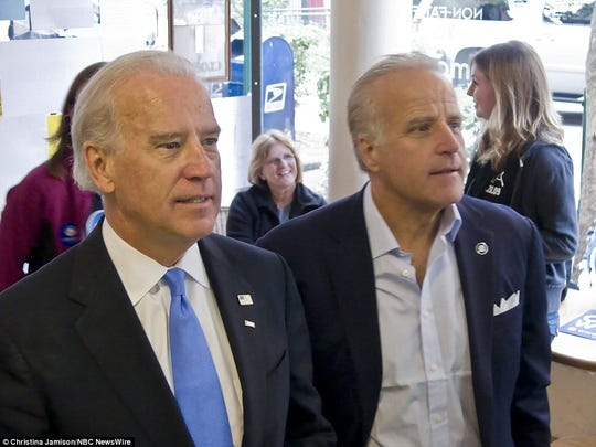 Joe Biden's Brother Frank Linked to Projects That Received $54 Million from Obama Administration