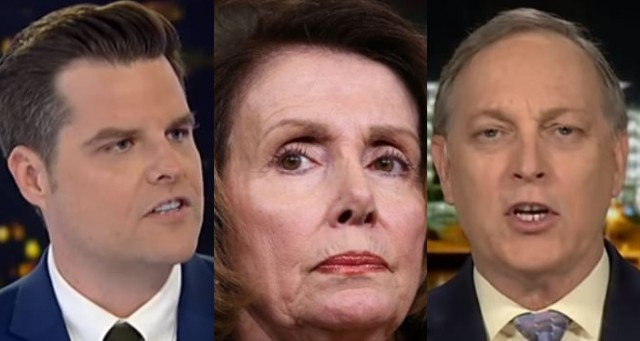 Photo of Watch: Gaetz and Biggs Expose Nancy Pelosi on National TV & Detail What She's Doing to Democrat Party