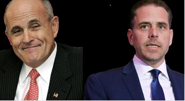 Watch: Giuliani Begins Releasing Doomsday Files: Reveals Records Suggesting Fired Amb Yovanovitch Perjured Herself, Denied Visas To Witnesses Who Could Prove Obama Admin Corruption
