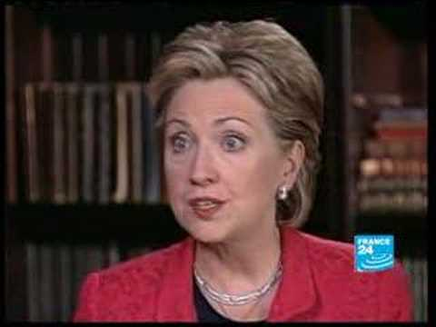 "Photo of Hey Liberals, Hillary Clinton Once Warned She Would ""Totally Obliterate"" Iran"