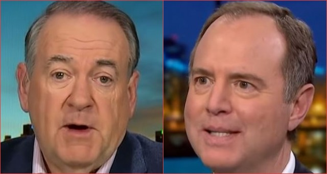Photo of Mike Huckabee On Soleimani Strike: 'Adam Schiff Would Have Held A Press Conference' If Trump Informed Congress First