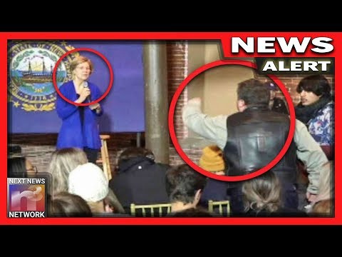 "Photo of ""You're Siding With Iran"" Watch Liz Warren Get Called Out By Angry Patriot in New Hampshire"