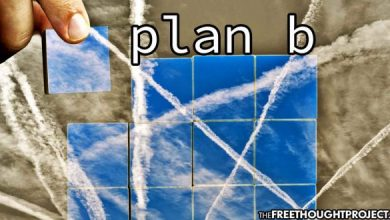 Photo of Congress Now Funding 'Controversial' Geoengineering 'Plan B' to Spray Particles in the Sky to Cool Earth