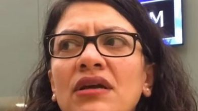 Photo of FAKE NEWS! Rashida Tlaib Sends Out Fake Tweet About Dead Palestinian Child & It Immediately Backfires, Deletes Post In Shame