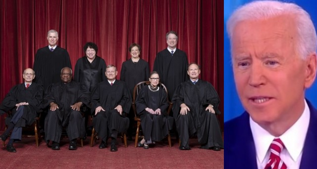 Photo of Biden Wants To Stack The Supreme Court With Women Who Hate The Constitution