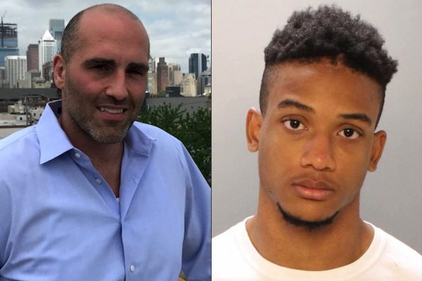 Photo of Black Male Who Murdered White Ex-Penn State Quarterback in Philadelphia Cleared of Most Charges, Becomes Celebrity to Black Community in City
