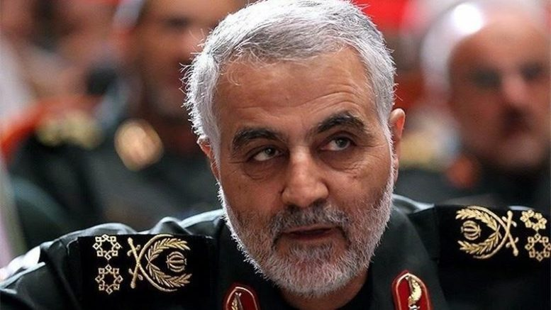 Photo of Soleimani's 28-year-old Daughter is an AMERICAN Citizen, Threatens Death to American Soldiers