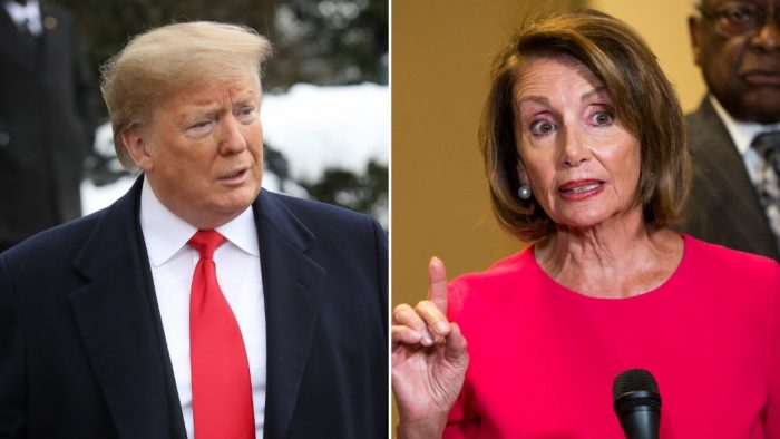 Photo of Trump Calls On Republicans to Stand Up to Pelosi