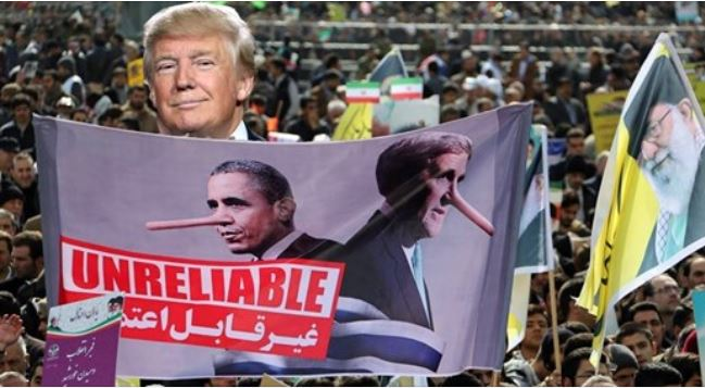 Photo of As Hollywood Begs Iran for Forgiveness, Iranians Flood Twitter, Thank Trump For Killing Soleimani