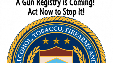 Photo of RED ALERT! ATF Sneaking in a NATIONAL REGISTRATION!