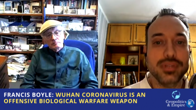 """Photo of In explosive interview, author of Bioweapons Act, Dr. Francis Boyle confirms coronavirus is an """"offensive biological warfare weapon"""""""