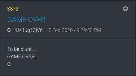 #QTard Drama Theater - Are THEY Going To COVER IT ALL UP? plus more Q_post_A3