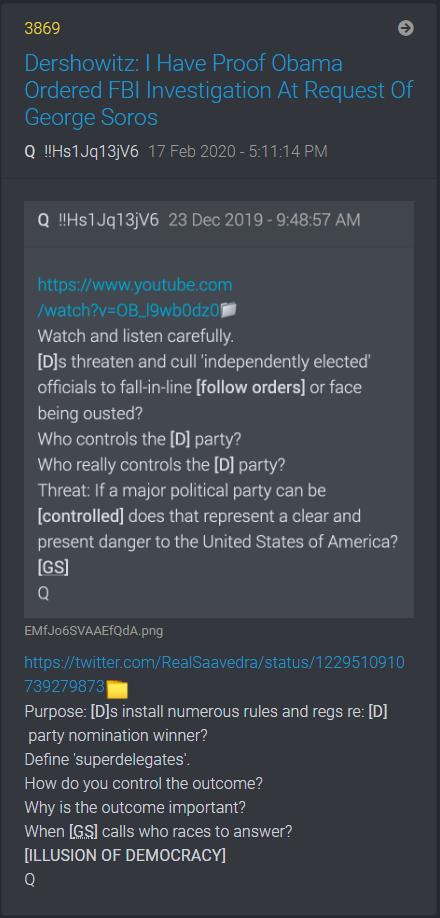 #QTard Drama Theater - Are THEY Going To COVER IT ALL UP? plus more Q_post_A5