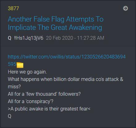 #QTard Drama Theater - Are THEY Going To COVER IT ALL UP? plus more Q_post_B1