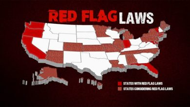"Photo of If Red Flag Laws are Allowed to Stand, It's One Step to Removal of Due Process for All ""Suspicions of Threat"""