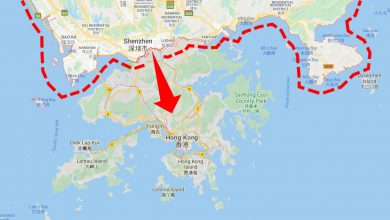 """Photo of China to quarantine city of Shenzhen in Guangdong Province, causing """"mad rush"""" to Hong Kong as (infected) citizens flee to other nations"""