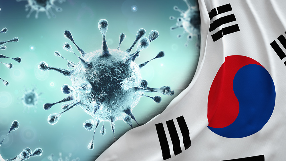 Coronavirus infections EXPLODE in South Korea as spread accelerates across Iran, Lebanon and Israel